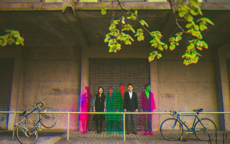 Heeju + Will / Surprise Boston University Proposal