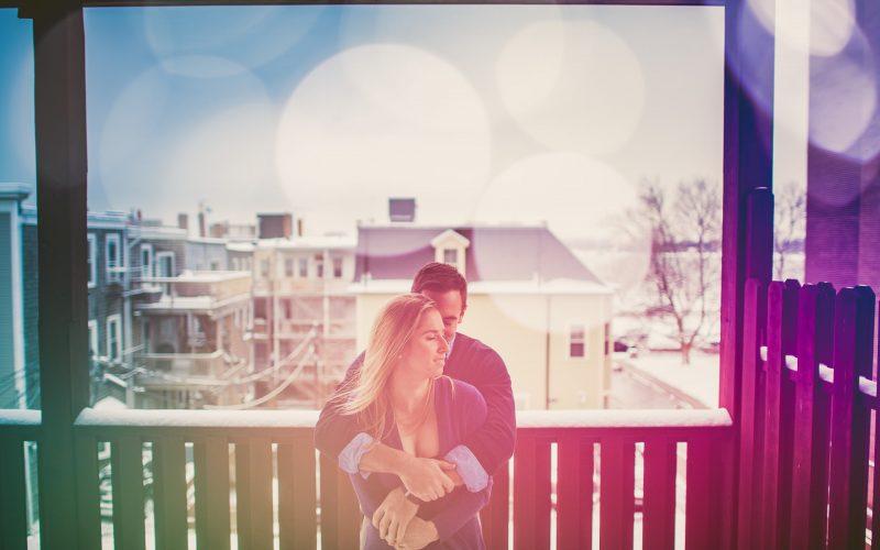 Emily + Sam / South Boston Engagement