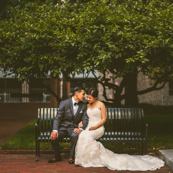 V + T / Cambridge Multicultural Arts Center Wedding