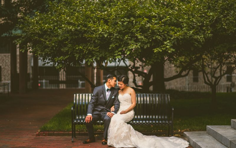 V + T / Cambridge Multicultural Arts Center Wedding
