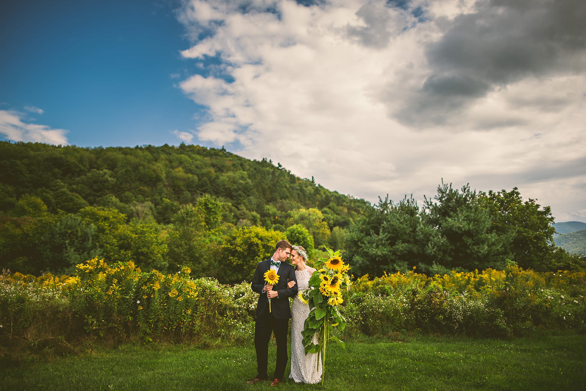 Vermont wedding pictures