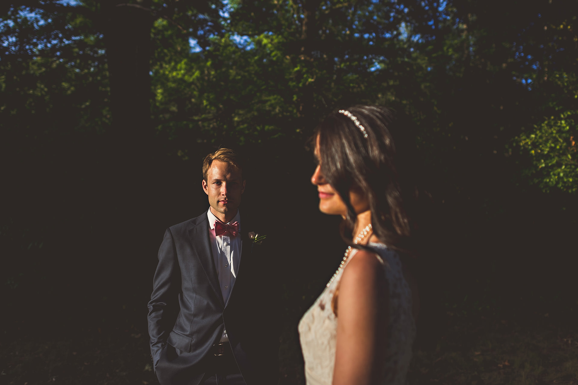 Creative Boston wedding photographers