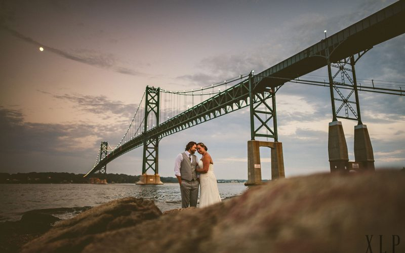 Amy + Dave / Roger Williams University