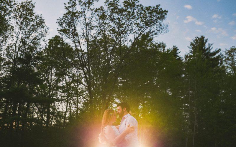Katya + Scott / Wompatuck State Park