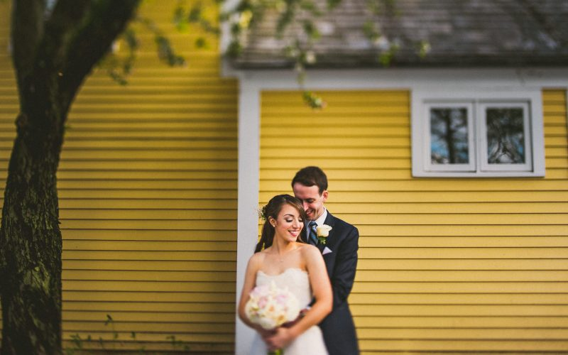 Christine + Chris / Bedford Village Inn